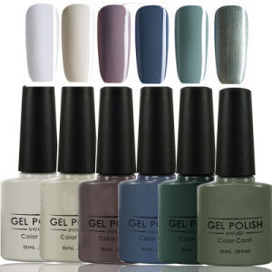 Srn 6PCS/Set Soak off Gel Nail Polish Kit Long Lasting Gel Lacquer pictures & photos
