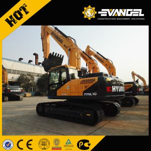 Hot Sale 22 Ton Hyundai Excavator in Ethiopia pictures & photos