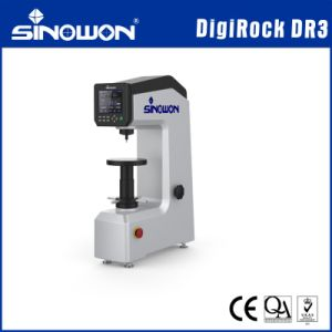 Digital Color Touch Screen Rockwell Hardness Tester pictures & photos