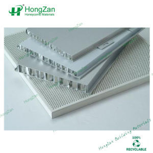 High Strength Building Material Aluminum Honeycomb Panel pictures & photos