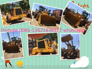 Used Cat950g Wheel Loader for Sale 0086-13621636527 pictures & photos