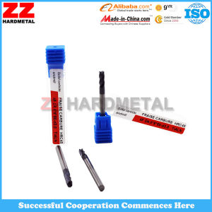 Carbide Cutting Tools Solid Carbide End Mill pictures & photos