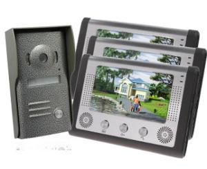 4 Wire Video Door Phone Intercom Doorbell Security System pictures & photos