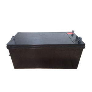 Deep Cycle Maintenance Free Lead Acid Battery 12V200ah for UPS pictures & photos