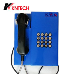 Emergency Telephone with Full Keypad (KNZD-31) Kntech pictures & photos