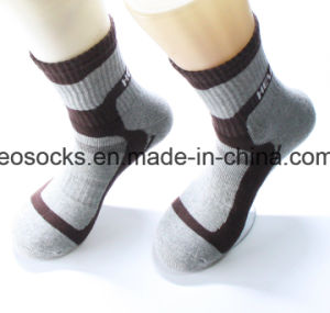 OEM High Quality Men Sports Socks pictures & photos