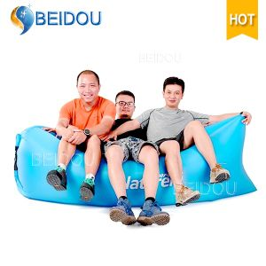 Popular Lounge Camping Beach Bed Inflatable Air Lounge Sofa Bed pictures & photos