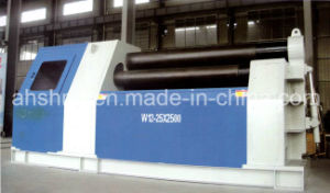 Four Rollers Plate Bending Machine, New Design Big Model Hydraulic Plate Rolling Machine pictures & photos