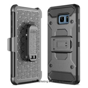 Heavy Duty Clip Back Mobile Cell Phone Case Cover for Samsung S7/S7 Edge etc pictures & photos