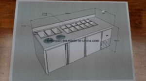 Customized Salad Bar for Buffet Service pictures & photos