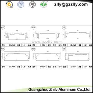 Aluminum Extrusion Motor Aduio Heatsink for Construction pictures & photos