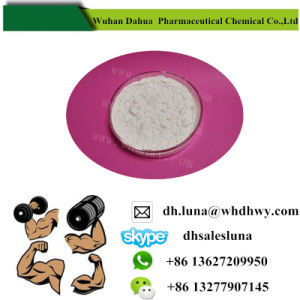 China Supply Equol Factory Steroid Powder Equol (CAS 531-95-3) pictures & photos