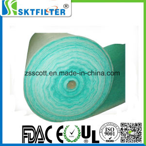 Paint Booth Fiberglass Dry Rolls Type Filter Media pictures & photos