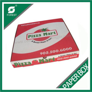 Wholesale Ceap Sale Custom Printed Corrugated Pizza Box pictures & photos