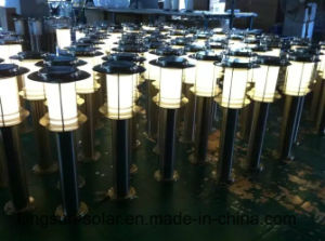 Solar Garden Light with Solar Power System pictures & photos