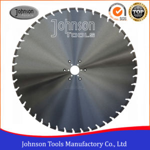 800mm Wall Saw Blade for Cutting Reinforced Concrete pictures & photos