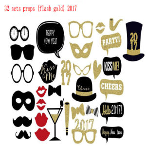 2017 New Design Stickers for Party (KG-PT034) pictures & photos