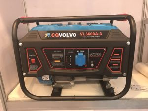 Portable Gasoline Generator with High Quality pictures & photos