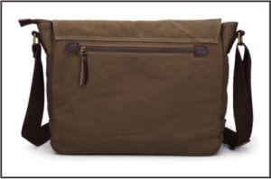 Vintage Coffee Canvas Messenger Bag for Men pictures & photos