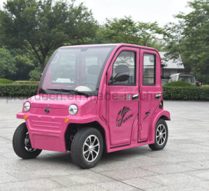 Hot Sale Electric Car for Passengers pictures & photos
