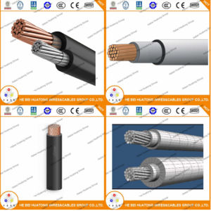 2000V 600 Kcmil Sunlight Resistant Solar Cable PV Cable pictures & photos