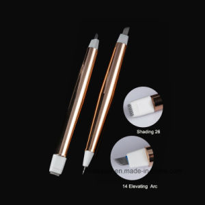3 Pieces Sterilized Disposable Shading Pen Microblading Tools pictures & photos