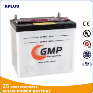 French Market Hot Sale Model 12n24-3A 12V24ah Batterie De Tondeuse pictures & photos