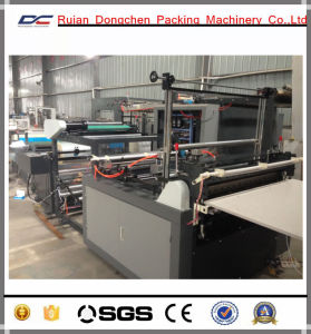 DC Series Plastic Film Roll to Sheets Cutting Machine pictures & photos