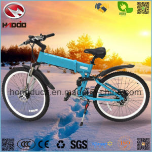 Wholesale Alloy Frame Ebike Fast Electric Bicycle with Hydraulic pictures & photos