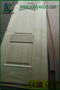 Oak/Walnut Veneer Door Skin/Door Panel From Linyi Manufacture pictures & photos