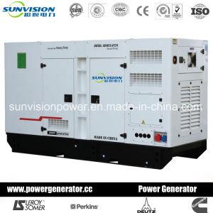 30kVA Mitsubishi Generator Set with Enclosure, Super Silent Genset pictures & photos