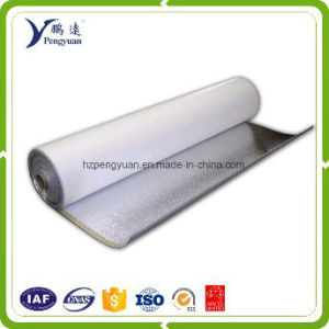EPE Foam Foil Flooring Underlay for Roof Insulation pictures & photos