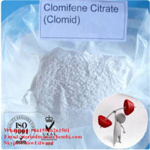 Anti-Estrogen Steroid & Pct Powder Clomifene Citrate Clomid for Gain Muscle Burning Fat pictures & photos