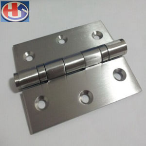 "Stainless Steel 5"" Ball Bearing Hinge Used for Door (HS-SD-004) pictures & photos"