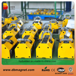 1ton Manual Permanent Magnet Lifting pictures & photos