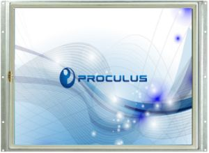 12.1′′ 800*600 TFT LCD Module with Resistive Touch Screen+RS232 pictures & photos