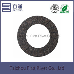Model Fst802A Common Composite Yarn Medium-Alkali (alkali-free) Clutch Facing pictures & photos