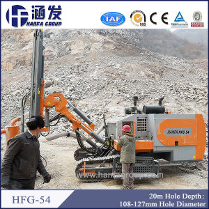 Hfg-54 Crawler Mountain Drilling Rig Surface Drill Rig pictures & photos