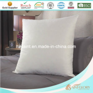 Luxury Hotel Duck Down Cushion Insert pictures & photos