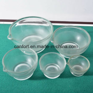 High Quality Glass Mortar and Pestle for Lab with Various Specifications pictures & photos
