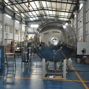 5000 Liters Solid State Fermenter (Stainless Steel) pictures & photos