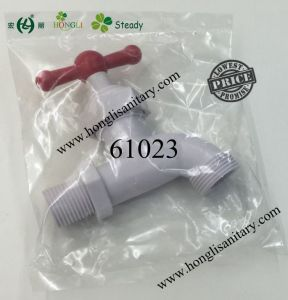 Good Quality Plastic Bibcock for South American Market pictures & photos