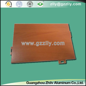 Metal Ceiling Aluminum Cladding Wall for Outdoor pictures & photos