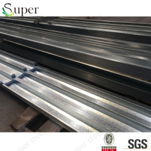 Corrugated Galvanized Steel Concrete Floor Support Decking Sheets pictures & photos