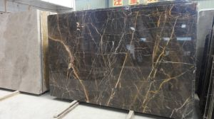China Wuhan Polished Tulip Marble, Cut to Size Slab for Floor/ Countertop /Vanity Top/Kitchen pictures & photos