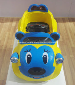 Mickey Cartoon Plastic Toy Car for Kids pictures & photos
