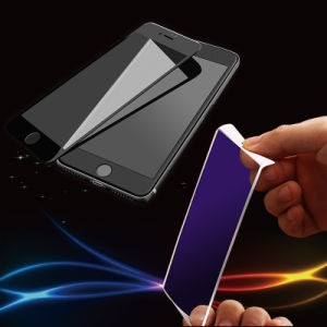 3D Full Coverage Anti-Fingerprint Case-Friendly Phone Accessories Screen Protector for iPhone 6