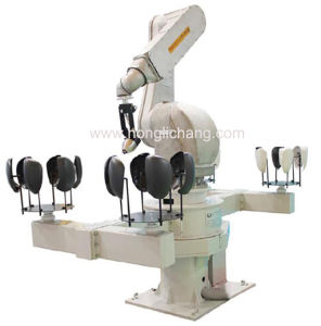 Complete Automatic Robot Painting Machine for Car Mirror pictures & photos