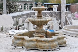 Granite Fountain Euro Fountain Marble Fountain Mf-050 pictures & photos