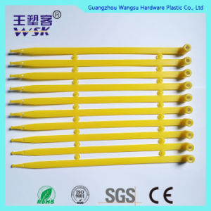 Yellow Printable High Quality Plastic Security Seal for Logistic Company Wsk-Bw220h